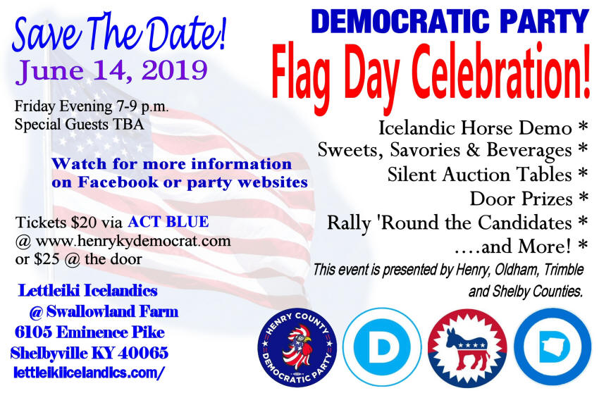 FLAG DAY CELEBRATION 2019